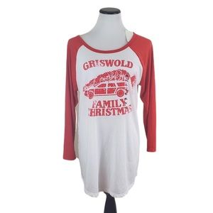 🆕 NWT Unisex Griswold Family Christmas Shirt